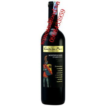 Rượu vang Guardia Dei Mori Montepulciano D'abruzzo DOC