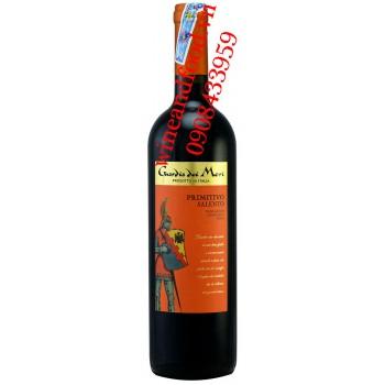 Rượu vang Guardia Dei Mori Primitivo Salento IGT 750ml