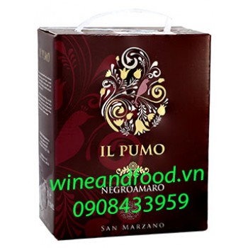 Rượu vang Il Pumo Negroamaro San Marzano bình 3l