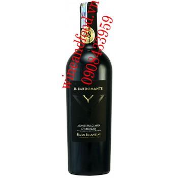 Rượu vang IL Rabdomante Montepulciano D'abruzzo