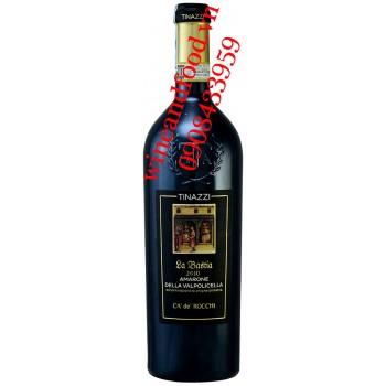 Rượu vang La Bastia Amarone Della Valpolicella Ca' De' Rocchi