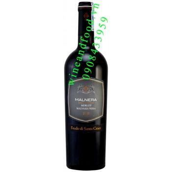 Rượu vang Malnera Merlot Malvasia Nera 750ml