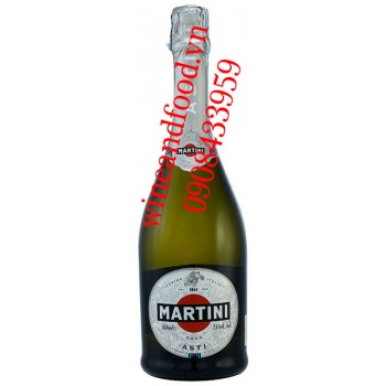 Rượu vang Martini Asti sparkling wine 750ml
