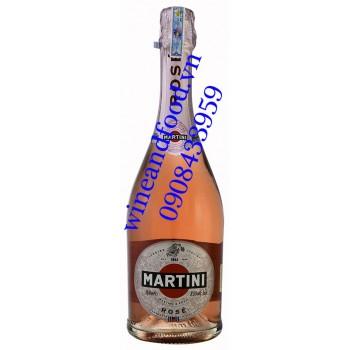 Rượu vang Martini Rose Hồng 750ml