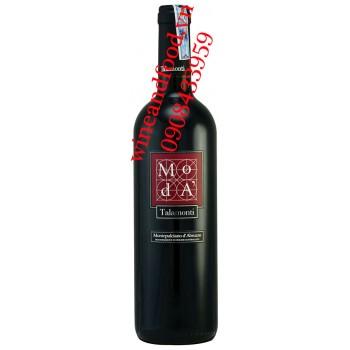 Rượu vang Moda' Talamonti Montepulciano d'Abruzzo