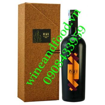 Rượu vang Nui Negroamaro Salento IGP 750ml