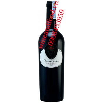 Rượu vang Passavento Rosso Veneto IGT