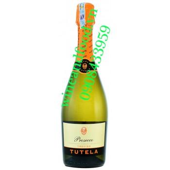Rượu vang Prosecco Tutela Treviso 750ml