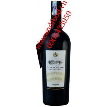 Rượu vang Ronco di Sassi 750ml giá tốt nhất