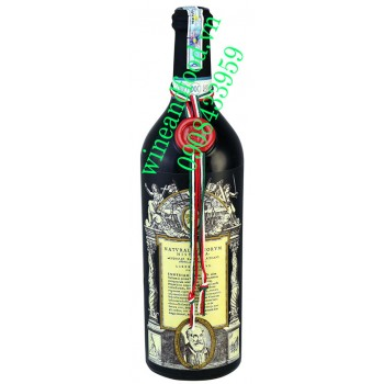 Rượu vang Salvano Langhe DOC Rosso Trabuch Vinorum