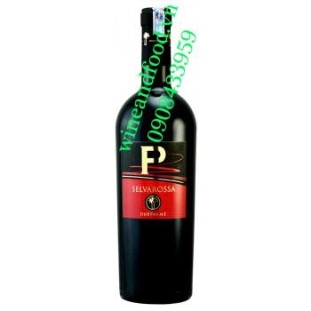 Rượu vang Selvarossa Salice Salentino Riserva