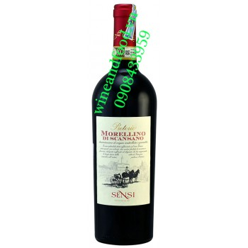 Rượu vang Sensi Pretorio Morellino di Scansano