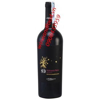 Rượu vang Sud Malvasia Nera Salento IGP 750ml