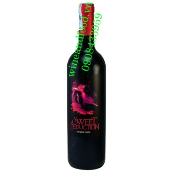 Rượu vang Sweet Seduction 750ml