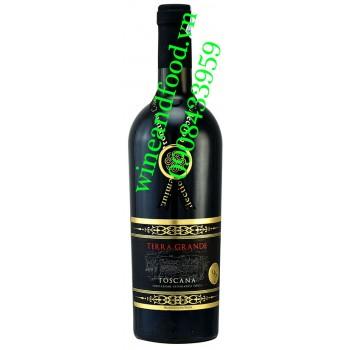 Rượu vang Terra Grande Toscana 750ml