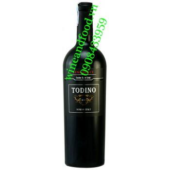 Rượu vang Todino Semi Dolce 750ml