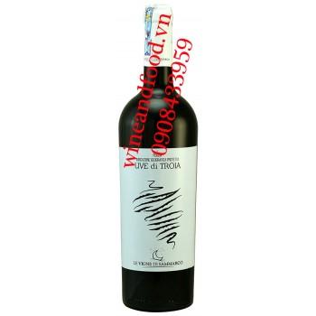 Rượu vang Uve di Troia Le Vigne di Sammarco 750ml