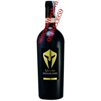 Rượu vang Victory Primitivo del Salento IGP 750ml