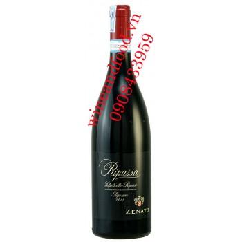 Rượu vang Zenato Ripassa Valpolicella Superiore 750ml