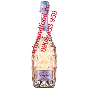 Rượu vang nổ Baglietti Rosé No.7 750ml