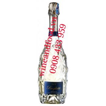 Rượu vang nổ Moscato Baglietti No.5 750ml