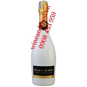 Rượu vang nổ Scavi & Ray Ice Prestige Spumante 750ml