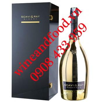 Rượu Prosecco Scavi & Ray DOC Extra Dry 3 Lít