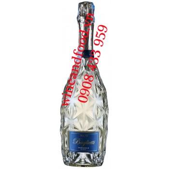 Rượu vang nổ Prosecco Baglietti No 10 DOC 750ml