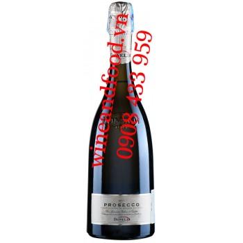 Rượu vang Prosecco DOC Donelli Brut 750ml
