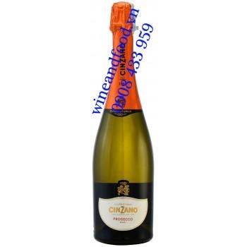 Rượu vang Prosecco Cinzano DOC 750ml