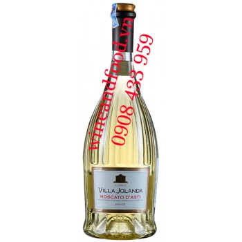 Rượu vang ngọt Villa Jolanda Moscato D'asti DOC 750ml
