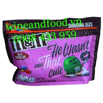 Kẹo Socola sữa M&M Sharing Size 303g3