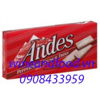 Socola Andes bạc hà đỏ 132g
