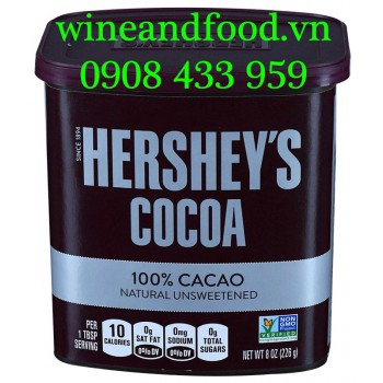Bột cacao Hershey's 226g