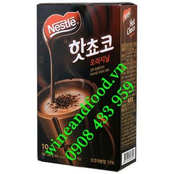 Bột Cacao Hot Choco Original Nestle hộp 240g