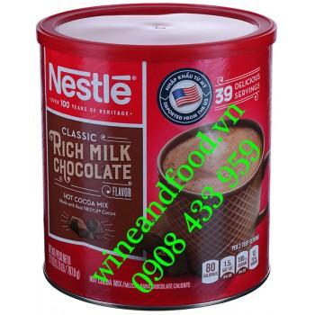 Bột Cacao Socola sữa Classic Nestle 787g8