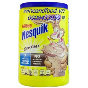 Bột socola Nesquik Nestle 1kg19