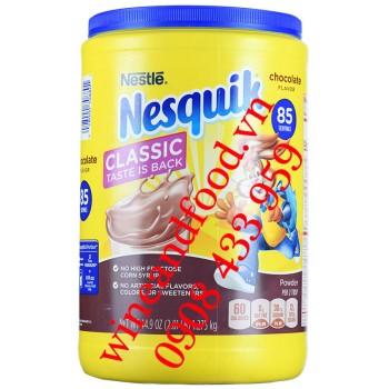 Bột socola Nesquik Nestle 1kg275
