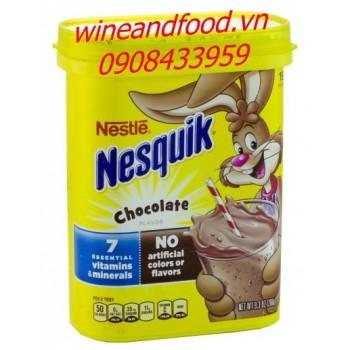 Bột socola Nesquik Nestle 266g