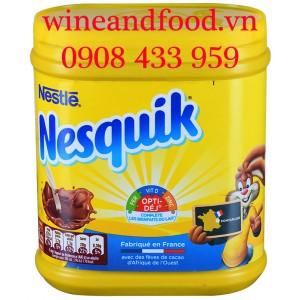 Bột Socola Nesquik Nestlé 500g