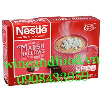 Socola bột Hot Cocoa Mix Mini Marsh Mallows Nestle 121g