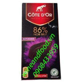 Socola Cote D'or 86% 100g