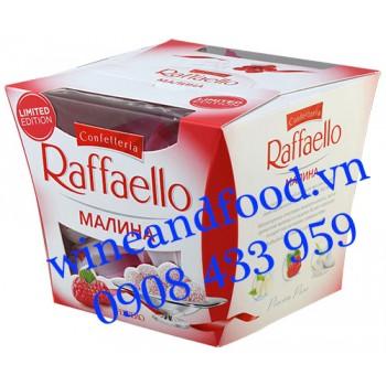 Socola Dừa Raffaello Confetteria Himbeere Ferrero 150g