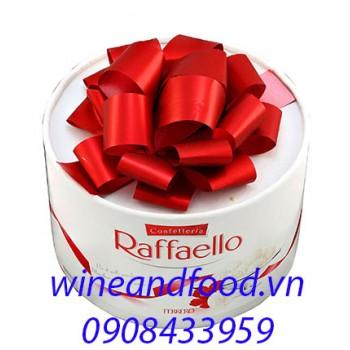 Socola Dừa Confetteria Raffaello Ferrero nơ đỏ 200g