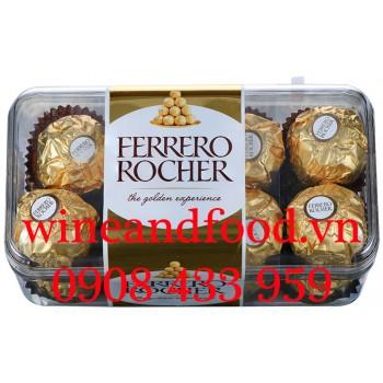 Socola Ferrero Rocher 16 viên 200g
