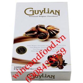 Socola con sò Guylian hộp 125g