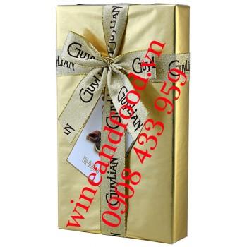 Socola Con Sò Guylian hộp quà Vàng 125g