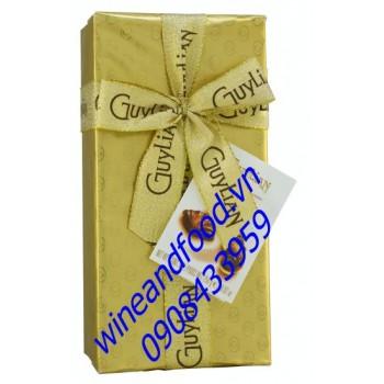 Socola con sò Guylian hộp quà vàng 250g