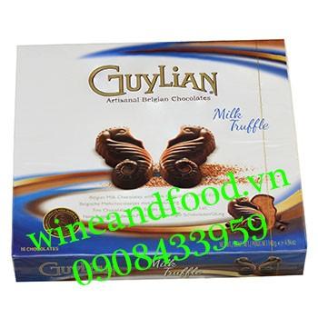 Socola con sò Milk Truffle Guylian 140g