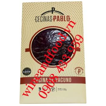 Thịt bò khô Tây Ban Nha Cecinas Pablo 100g